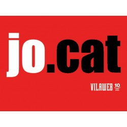 Samarreta: JO.CAT vermella