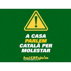 Samarreta infantil Català per molestar
