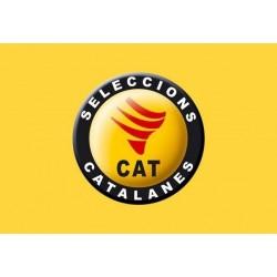 Samarreta Seleccions Catalanes - Una Nació Una Selecció