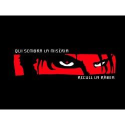 Samarreta: Recull la ràbia