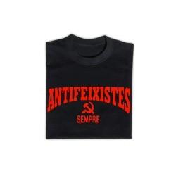 Samarreta: Antifeixistes sempre