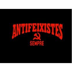 Samarreta Antifeixistes sempre