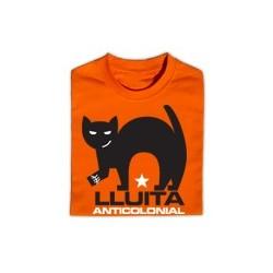 Samarreta: Lluita anticolonial taronja