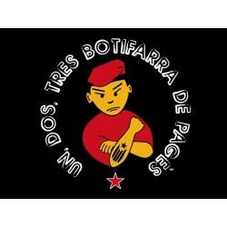 Samarreta Un, dos, tres, Botifarra de pagès