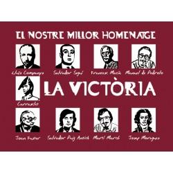 Samarreta El nostre millor homenatge, la Victòria