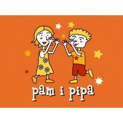 Samarreta Pam i pipa