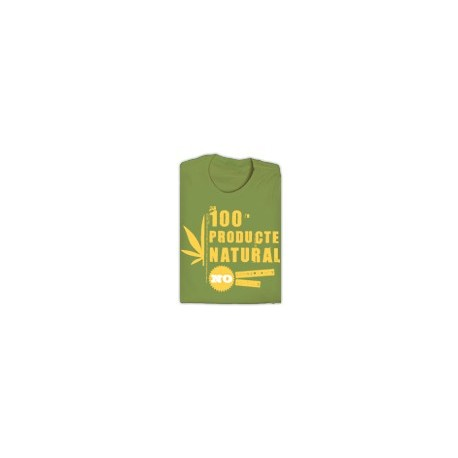 Samarreta noia 100% Natural