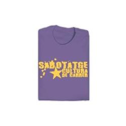 Samarreta noia Sabotatge