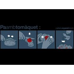 Samarreta noia: Paambtomàquet