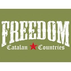 Samarreta noia Catalan Countries