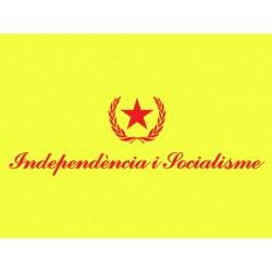 Samarreta tirants Independència i Socialisme