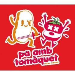 Samarreta noia Pa amb tomàquet espadatxí