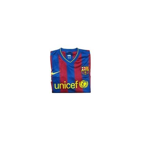 Samarreta INFANTIL oficial F.C. Barcelona temporada 2009-2010