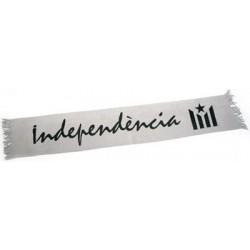 Bufanda polar Independència gris