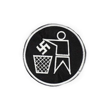 Brodat antifeixista petit