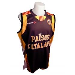 Samarreta Esportiva Selecció PPCC de bàsquet - NOU MODEL