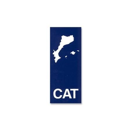 Adhesiu plàstic CAT-PPCC per matrícula