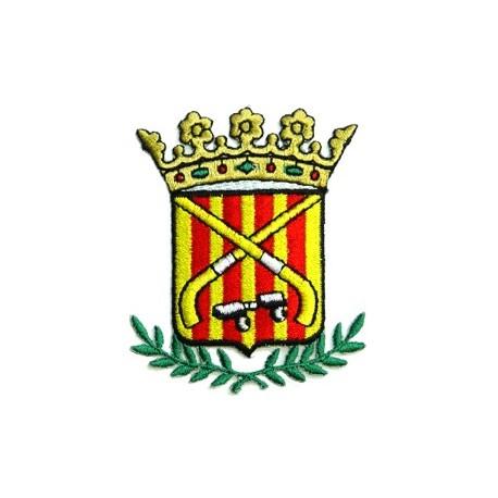 Brodat Federació Catalana de Patinatge