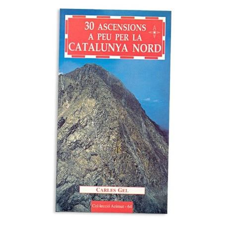 Llibre 30 ascensions a peu per la Catalunya Nord