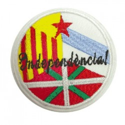 Brodat Independència Nacions