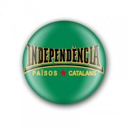 Xapa Independència Lonsdale verda