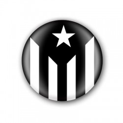 Xapa Estelada Negra