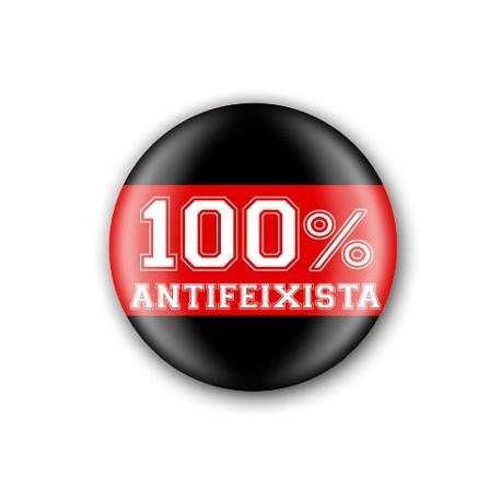 Xapa 100% Antifeixista
