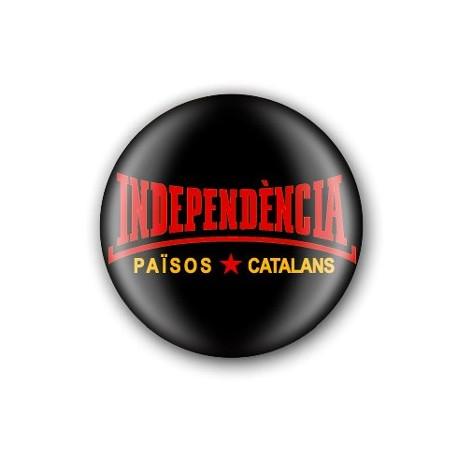 Xapa Independència Lonsdale Negra