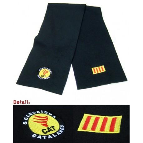 Bufanda polar Pro-Seleccions Espotives Catalanes
