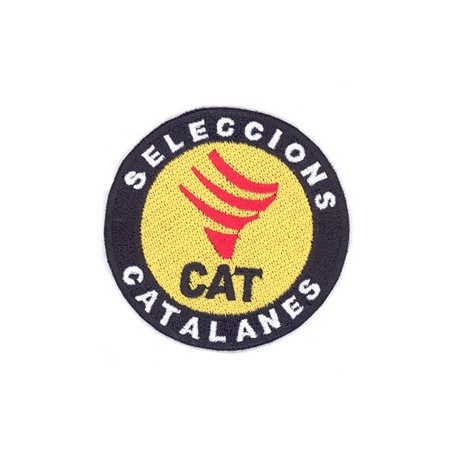Brodat Seleccions Catalanes petit