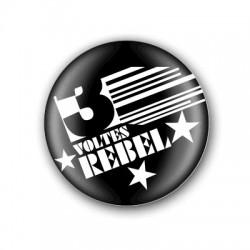 Xapa Tres voltes rebel