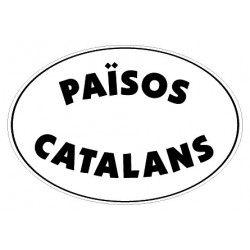 Adhesiu plàstic Països Catalans Petit