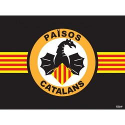 Bandera Drac Països Catalans