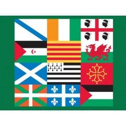 Paravent de coll elàstic Nacions lliures