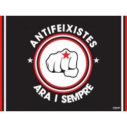 Bandera Antifeixistes - Ara i sempre