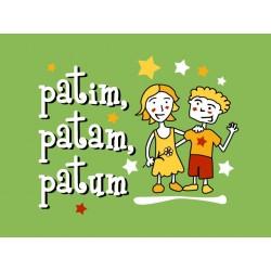 Vestit infantil Patim Patam Patum