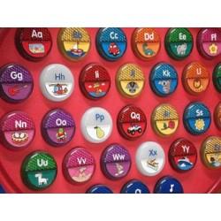 Joc Aprèn l'abecedari amb el so Diset