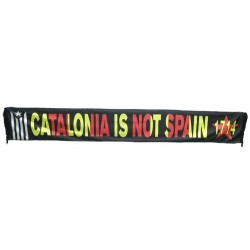 Bufanda Catalonia is not Spain