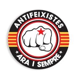 Adhesiu plàstic Antifeixistes