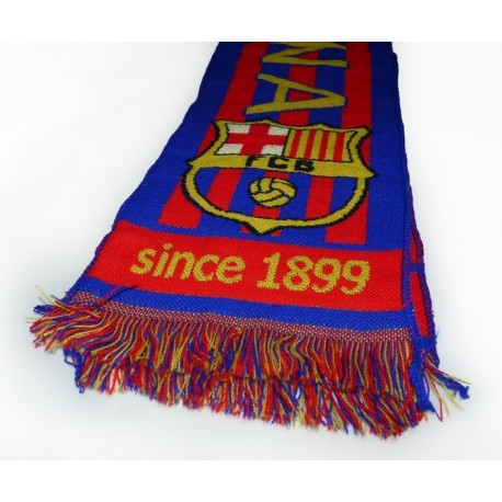 Bufanda F.C. Barcelona