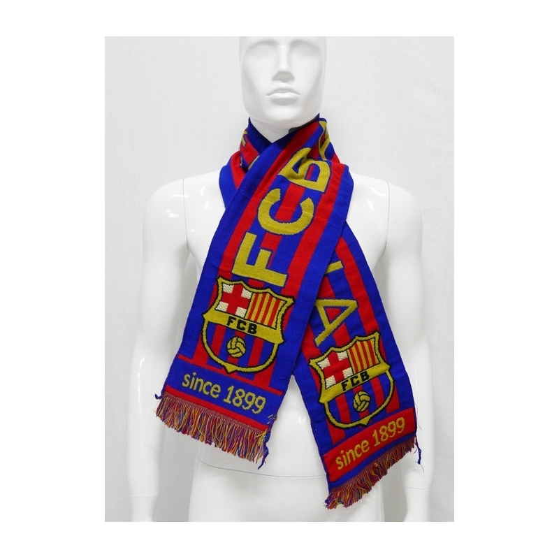 Bufanda F.C. Barcelona  Bufanda F.C. Barcelona ... ab6490b8d0a