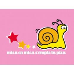 Body de nadó Mica en mica