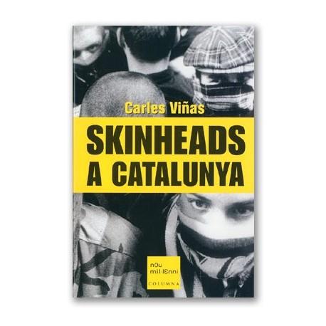 Llibre Skinheads a Catalunya