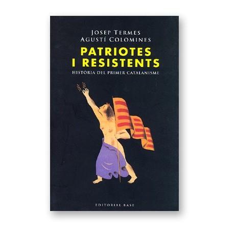 Llibre Patriotes i Resistents