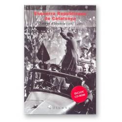 Llibre Esquerra Republicana de Catalunya- 70 anys d'historia