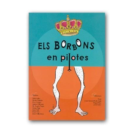 Llibre Els Borbons en pilotes