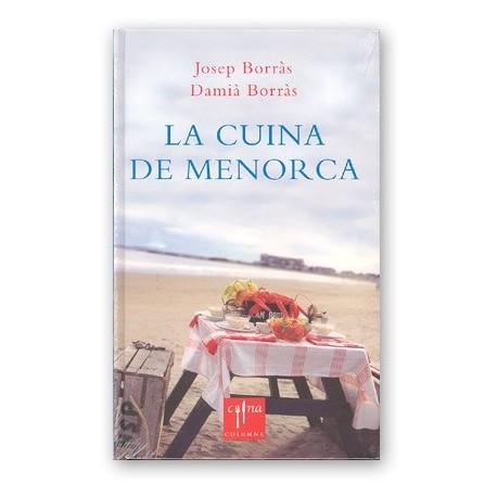 Llibre La cuina de Menorca
