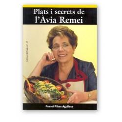 Llibre Plats i Secrets de l'àvia Remei