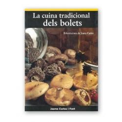 Llibre La cuina tradicional dels bolets