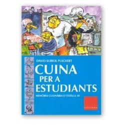 Llibre Cuina per a Estudiants